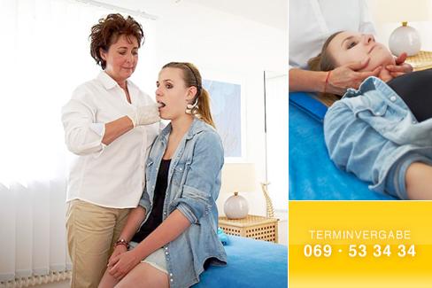 Kiefergelenkbehandlung (CMD)